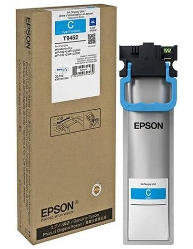 EPSON cartucho WF-C5xxx Series Ink Cartridge XL Cyan 5000