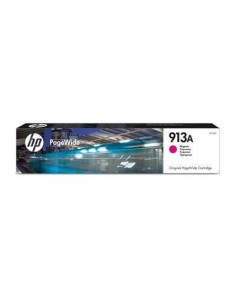 HP PageWide 352dw/377dw MFP  nº913A Cartucho Magenta 3.000 páginas