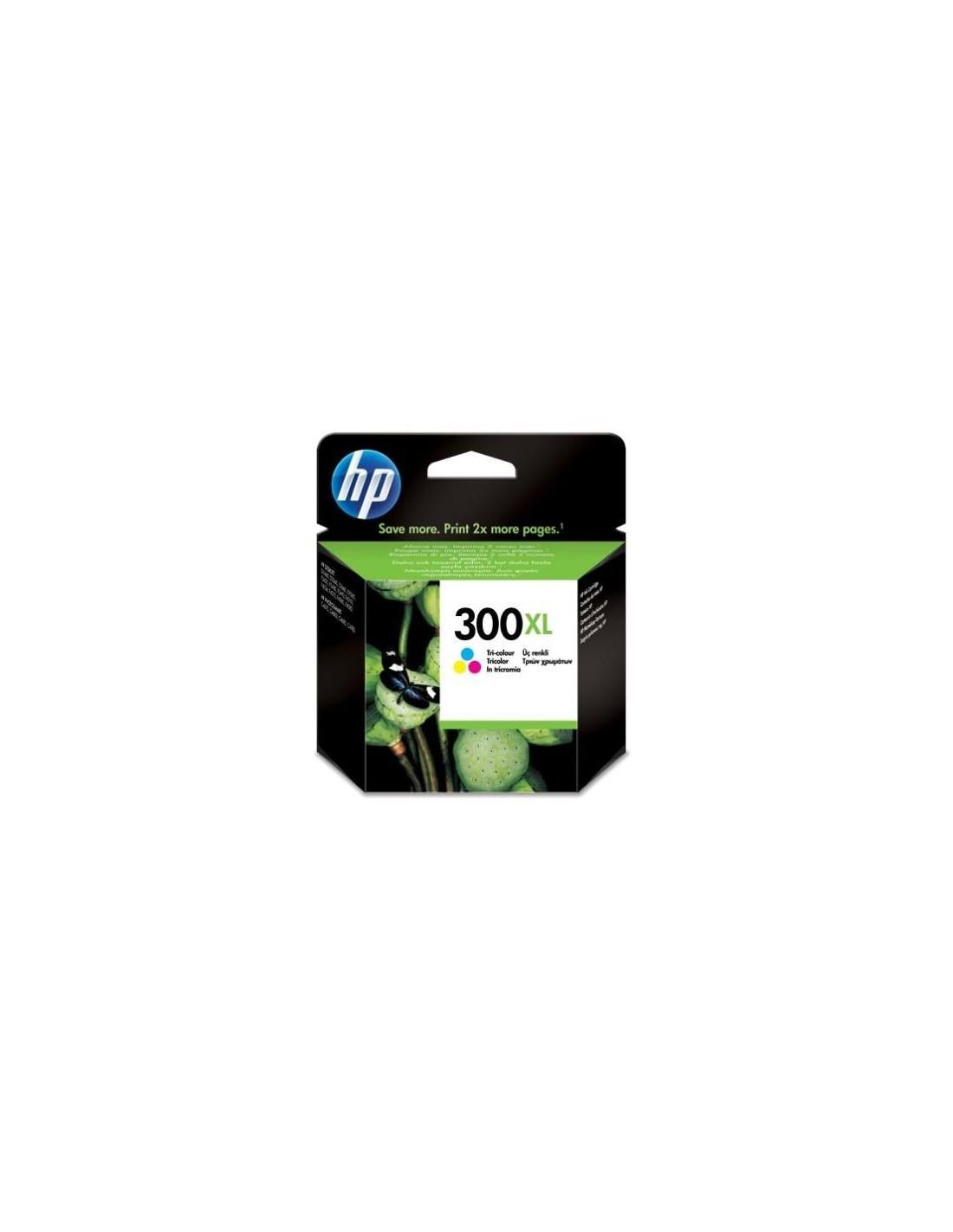 HP Deskjet D2560/F4280 cartucho tinta tricolor Nº300XL