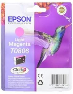 Epson Stylus Photo R-265/360/RX-560/585/685 Cartucho Magenta claro